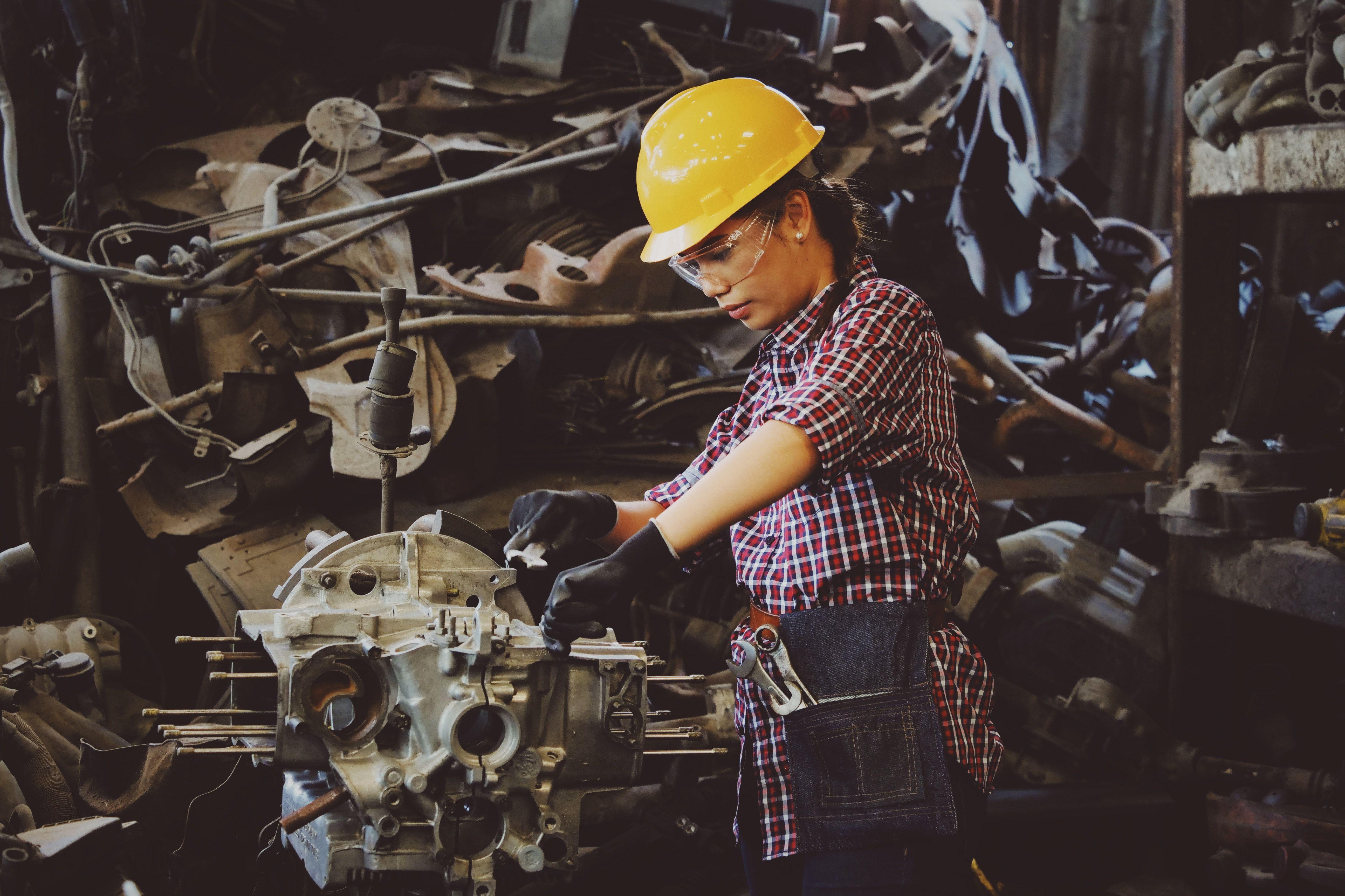 8 Inspirational Women in Construction