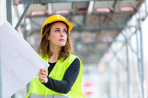 Where are all the female construction workers?