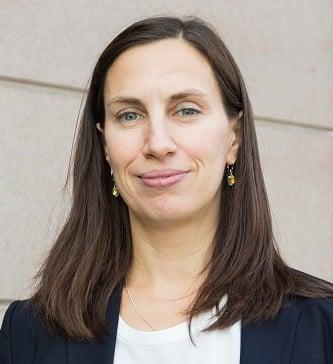 professional headshot of Jo Field